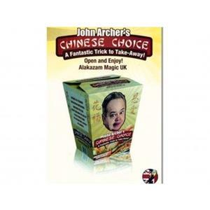 Escolha chinês por John Archer e Alakazam Magic-Trick;