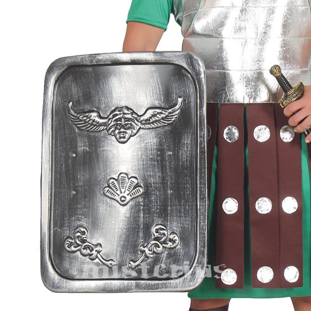 Escudo Romano Metalizado