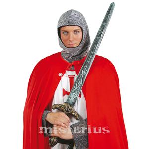 Espada Cavaleiro Cruzado, 90 cm