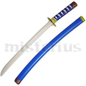 Espada Ninja Azul