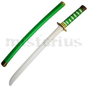 Espada Ninja Verde