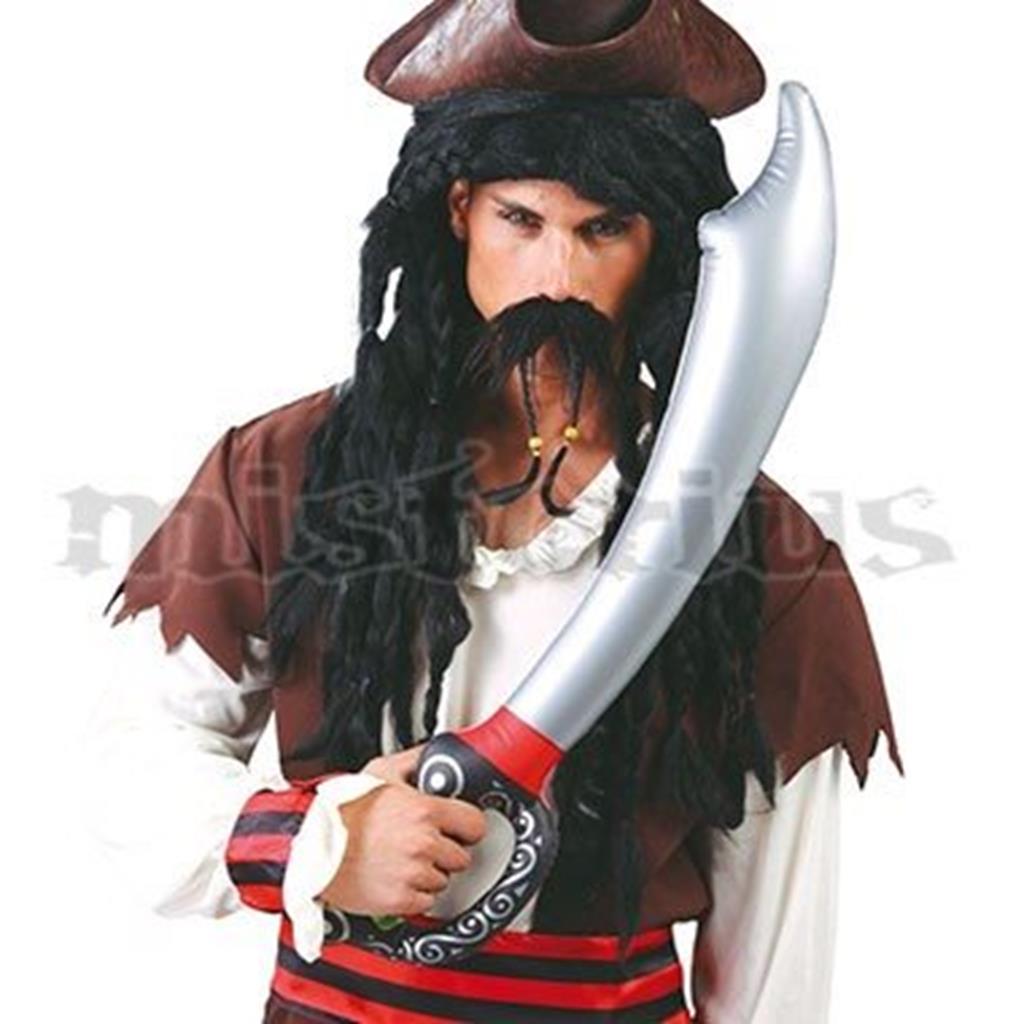 Espada Pirata Insuflável