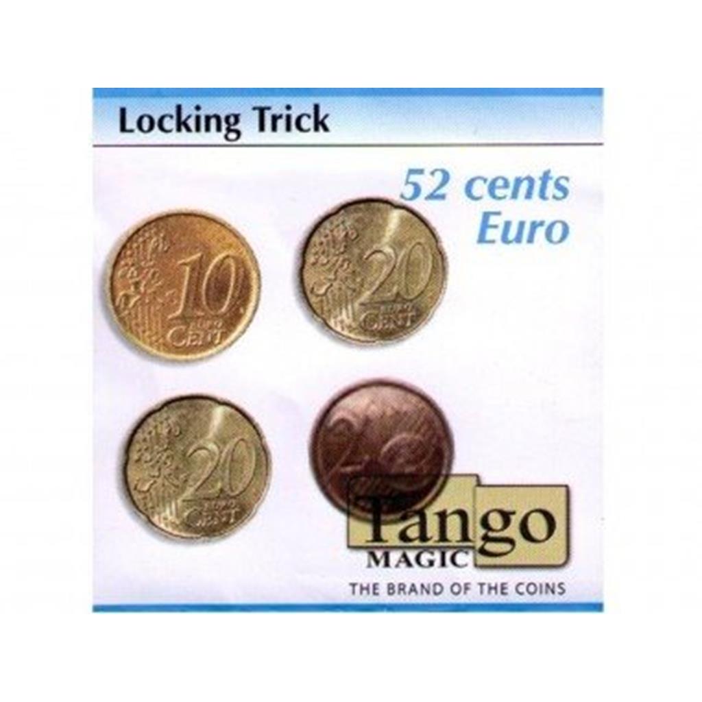 Euro bloqueado 0.52 cents Trick - Euro Locking 0.52 Cents Tr