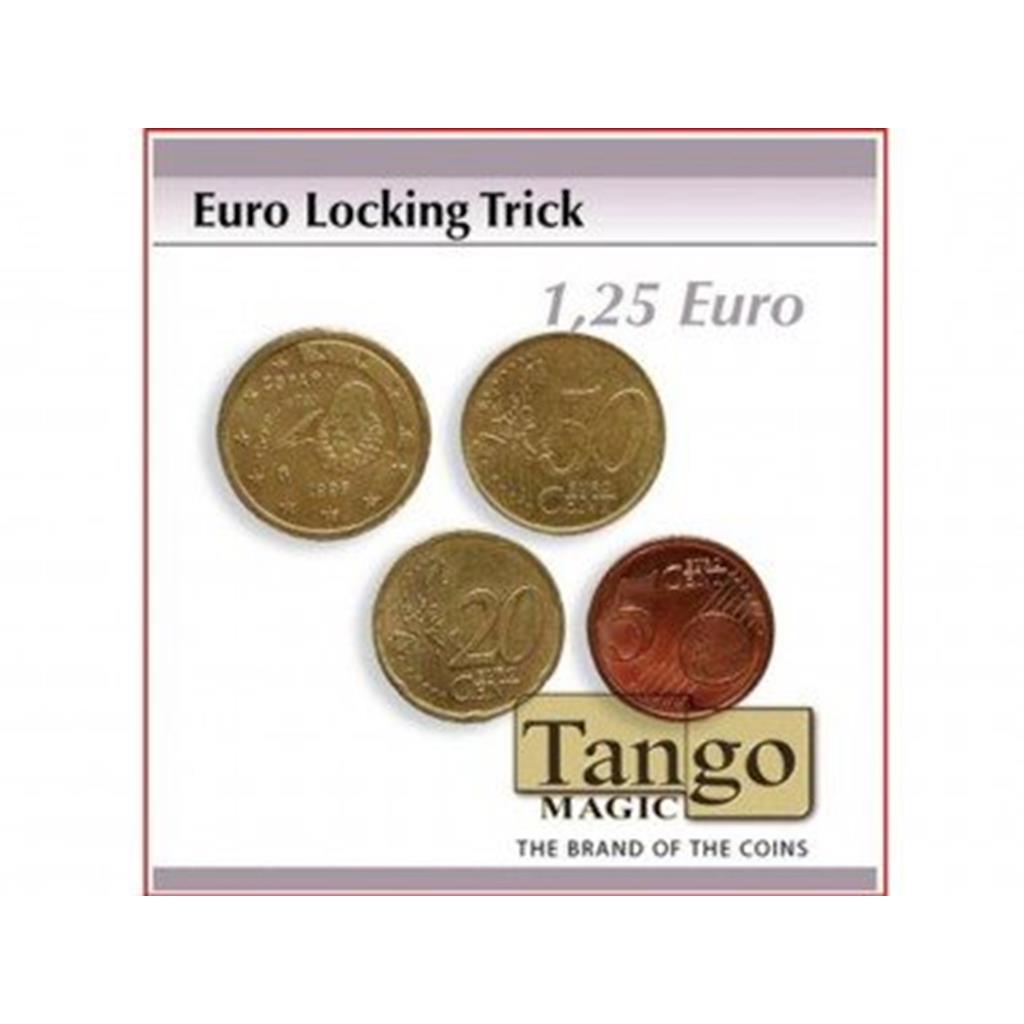 Euro bloqueado 1.25 EUR Trick - Euro Locking 1,25 EUR Trick