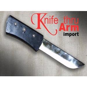 Faca Através do Braço - Knife thru arm