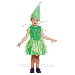 Fato Verde Fada, bebé