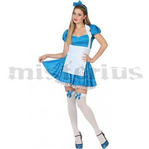 Fato Alice Wonderland, Adulto