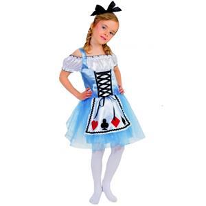 Fato Alice Wonderland, Criança