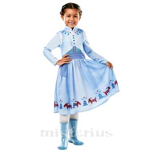 Fato Anna Frozen, Criança