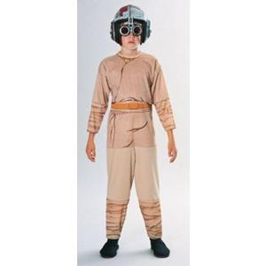 Fato Anakin Skywalker´s Podracer Guerra das Estrelas, crianç