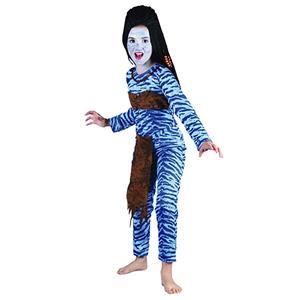 Fato Avatar Azul, criança
