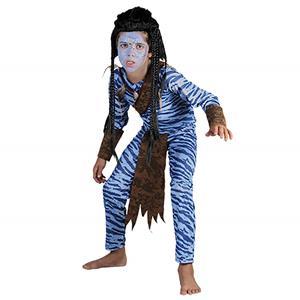 Fato Avatar, criança