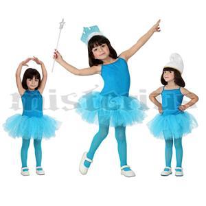 Fato Bailarina Azul, Criança