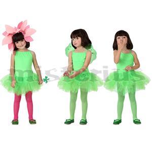 Fato Bailarina Verde, Criança