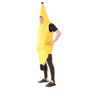 Fato Banana, Adulto