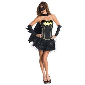 Fato Batgirl Sexy