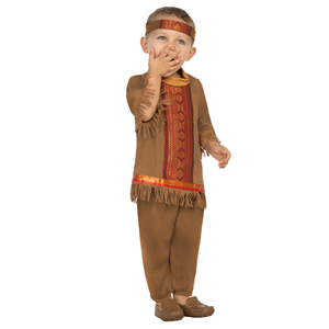 Fato Bebé Índio
