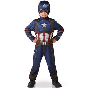 Fato Capitão América Civil War, Criança