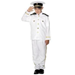 Fato Capitão Menino