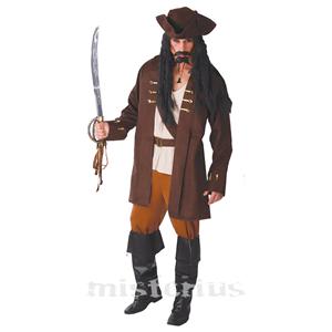 Fato Capitão Pirata