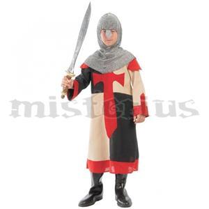 Fato Cavaleiro Cruzado, Criança