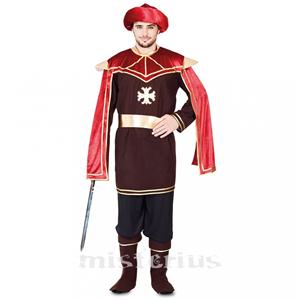 Fato Cavaleiro da Corte