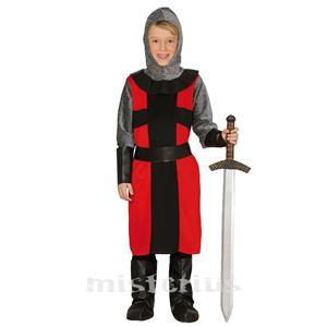 Fato Cavaleiro Feudal, Criança