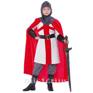 Fato Cavaleiro Templário, Criança