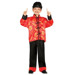 Fato Chinês, Criança