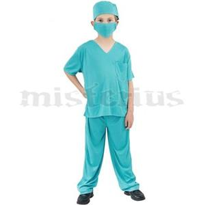 Fato Cirurgião, criança