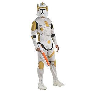 Fato Clone Trooper Comand. Cody Star Wars