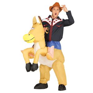 Fato Cowboy Domador, Adulto