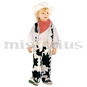 Fato Cowboy Malhado, criança