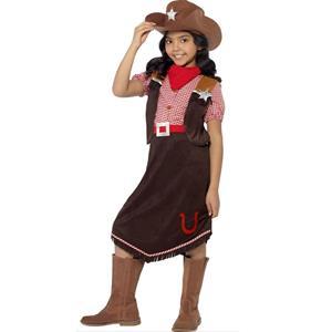 Fato Cowgirl Deluxe Menina