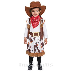 Fato Cowgirl Faroeste, Criança