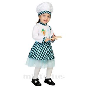Fato Cozinheira, Bebé