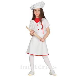 Fato Cozinheira Master, Criança