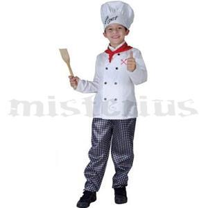Fato Cozinheiro Big Chef, criança