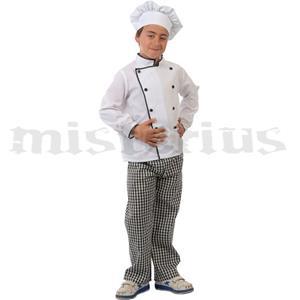 Fato Cozinheiro Chefe, criança