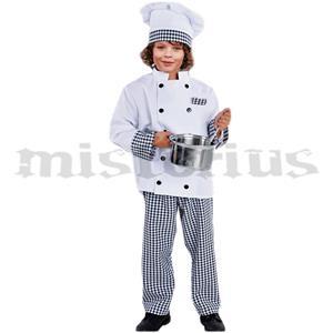 Fato Cozinheiro, Criança