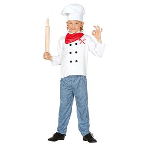 Fato Cozinheiro Master, Criança