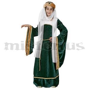 Fato Dama Medieval, Criança