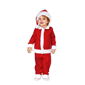 Fato de Pai Natal, Bebé