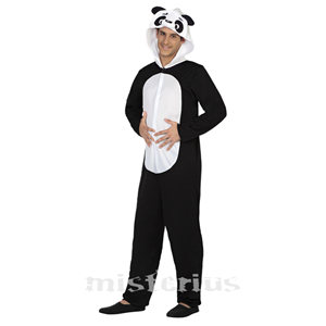 Fato de Panda, Adulto