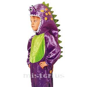 Fato Dinossauro Roxo, bebé