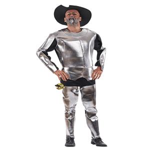 Fato Dom Quixote, Adulto