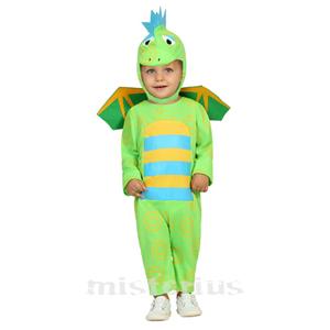 Fato Dragão Verde, Bebé