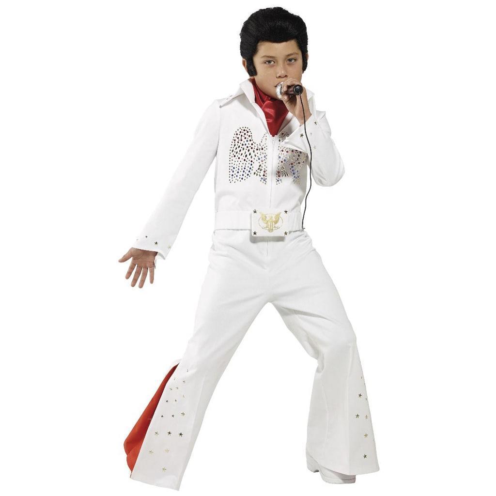 Fato Elvis Criança