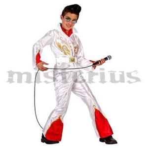 Fato Elvis Presley Estrela, criança