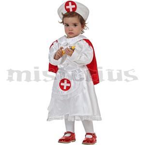 Fato Enfermeira Branca, bebé